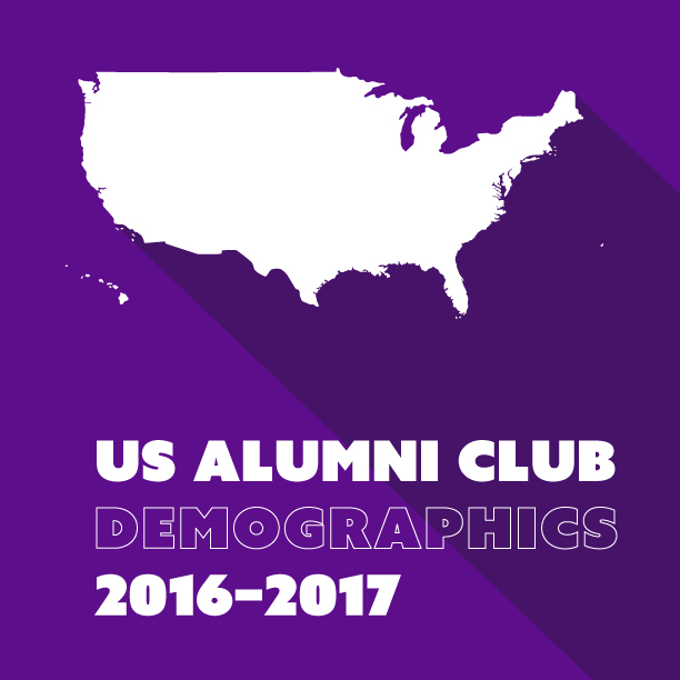 NYU Alumni Clubs Demographic Booklet Cover